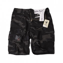 Spodenki SURPLUS TROOPER Black Camo