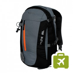 Plecak Hi-Tec V-LITE FELIX 25L Black/Grey/Orange