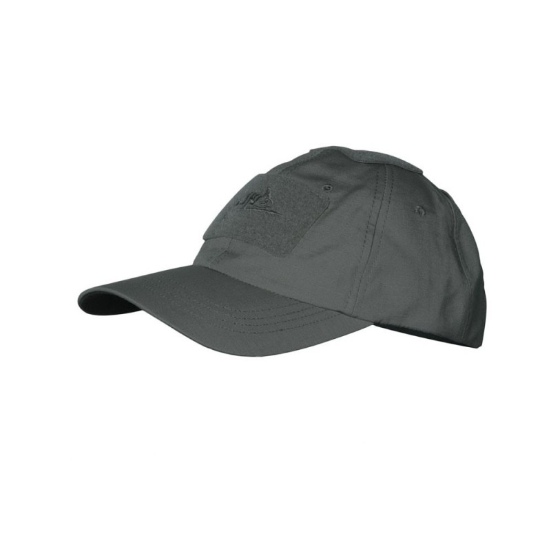 Czapka Baseball Helikon Rip-Stop Shadow Grey
