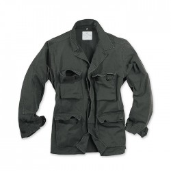Kurtka SURPLUS Vintage BDU M65 Black