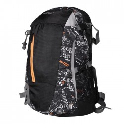 Plecak HI-TEC VILLY 25L ORANGE/GREY