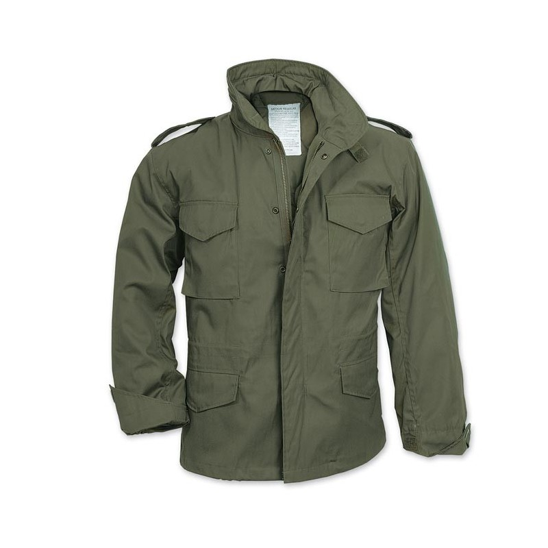Kurtka 2w1 Surplus M65 Fieldjacket Olive