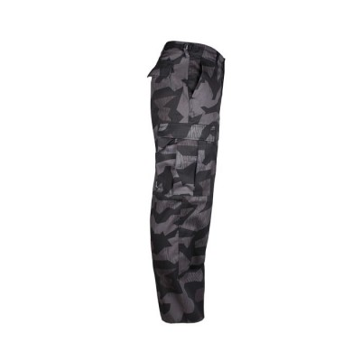 Spodnie Mil-Tec US Ranger BDU Splinter Night Overs
