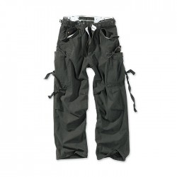 Spodnie Surplus FATIGUES BLACK
