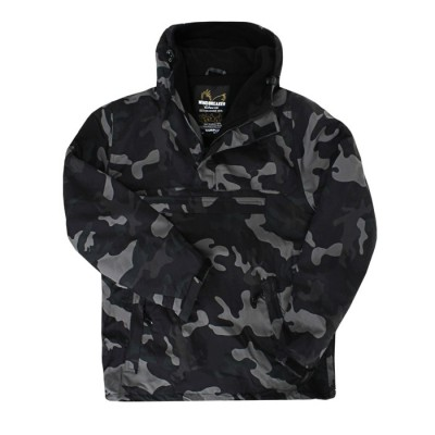 Kurtka Kangurka SURPLUS WINDBREAKER Black Camo