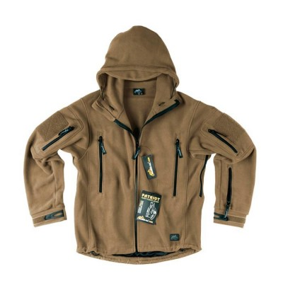 BLUZA POLAR HELIKON PATRIOT 390g COYOTE