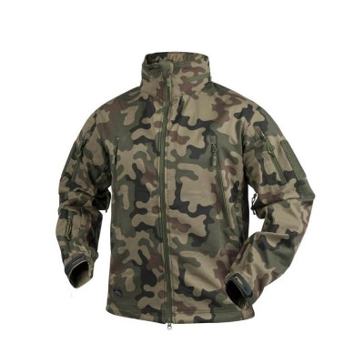 Kurtka HELIKON GUNFIGHTER Windblocker PL Woodland