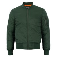 Kurtka Flyers Surplus Basic Bomber Olive
