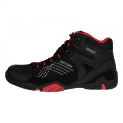 Buty Trekkingowe Elbrus Nash Water Proof Black/Red