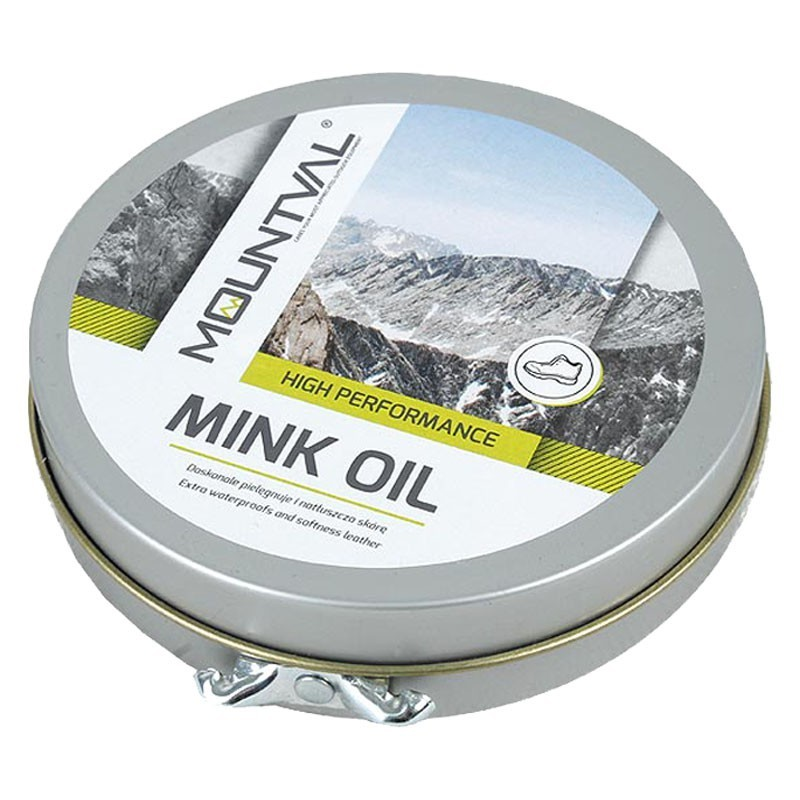 Pasta do Butów Mountval Mink Oil 100ml