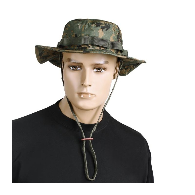 Kapelusz Mil-Tec US Jungle Boonie DIGITAL WOODLAND