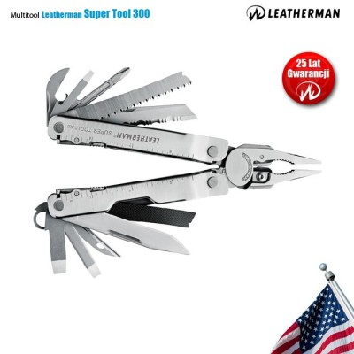 Leatherman MultiTool Super Tool 300