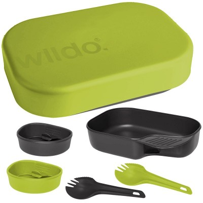 Zestaw CAMP Wildo Duo Light Lime / D.Grey