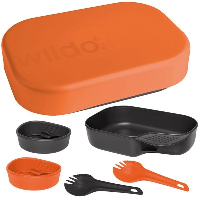 Zestaw CAMP Wildo Duo Light Orange / D.Grey