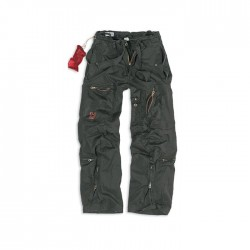 Spodnie Surplus INFANTRY BLACK