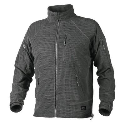 Bluza Polarowa Helikon Alpha Tactical Shadow Grey