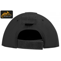 Czapka Baseball Helikon Winter Shark Skin Czarna