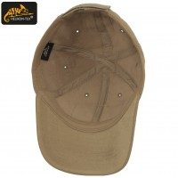 Czapka Baseball Helikon Winter Shark Skin Coyote