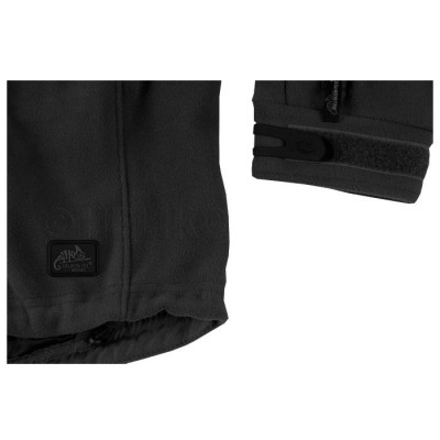 BLUZA POLAR HELIKON PATRIOT 390g BLACK
