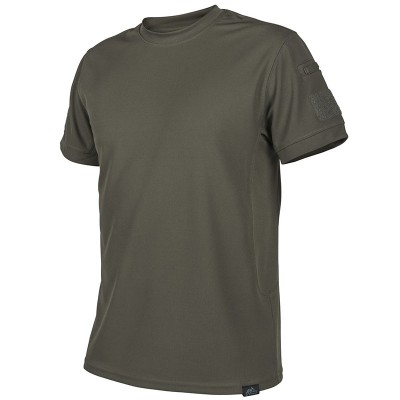 Koszulka T-shirt Helikon TopCool Tactical O.Green