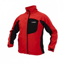 Kurtka Softshell Hi-Tec GUAR Red
