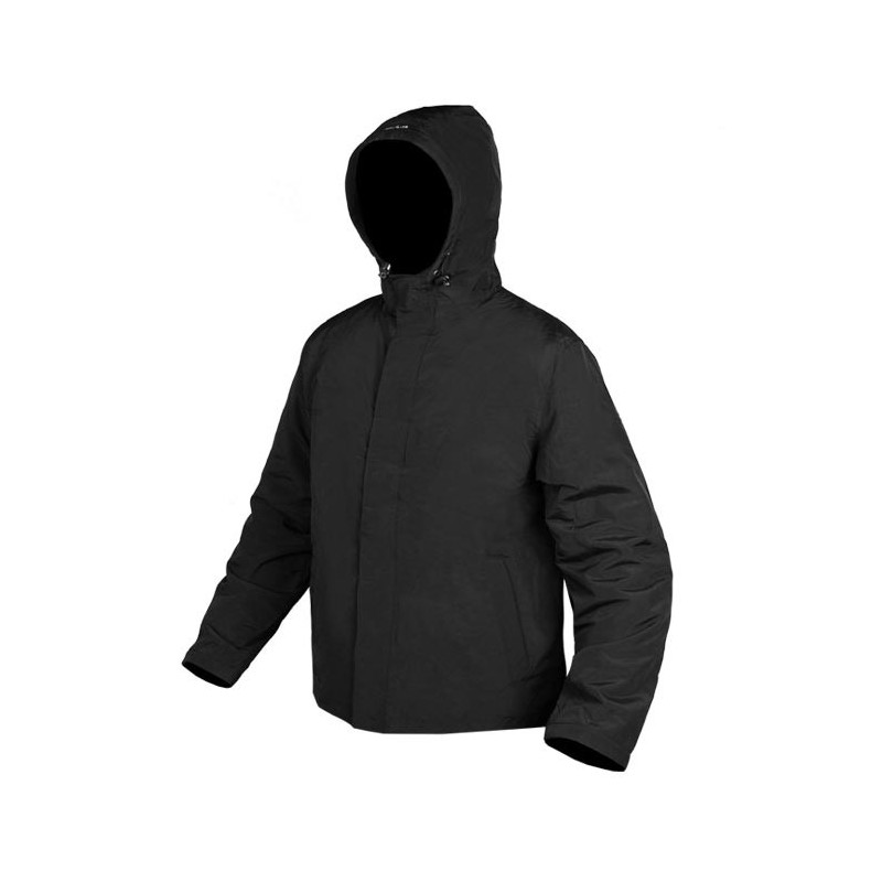 Kurtka SURPLUS WINDBREAKER ZIPPER Black