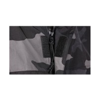 Kurtka SURPLUS WINDBREAKER ZIPPER Black Camo