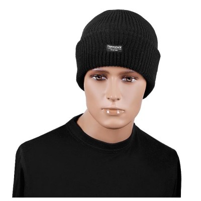 Czapka Zimowa MIL-TEC Thinsulate BLACK